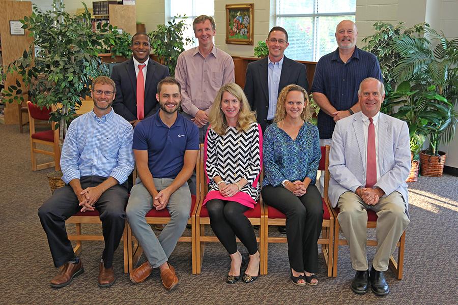 2016-2017 GCS Board