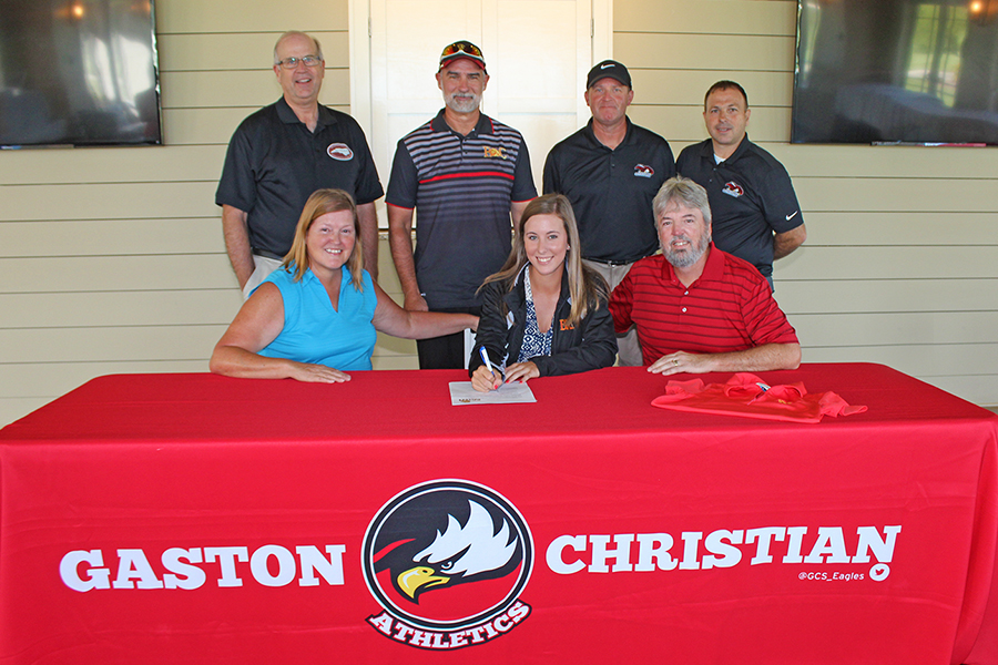 Williams Commits To Bryan Golf