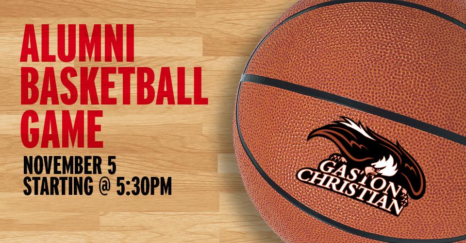 Annual Alumni Basketball Games