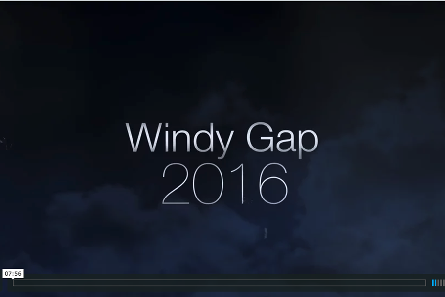 GCS 2016 Windy Gap VIDEOS