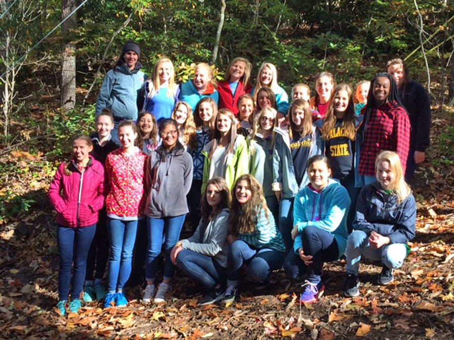 Ridgecrest field trip for 8th grade