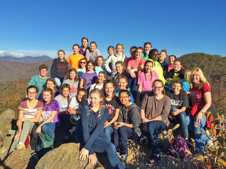 7th grade at Ridgecrest