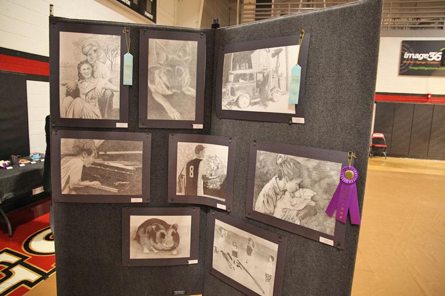 Art Show Recognitions