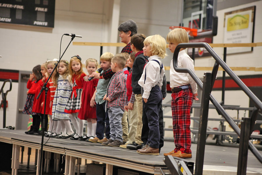 GCS 4year old/Kindergarten Christmas program
