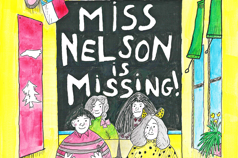GCPlayers present 'Miss Nelson is Missing'