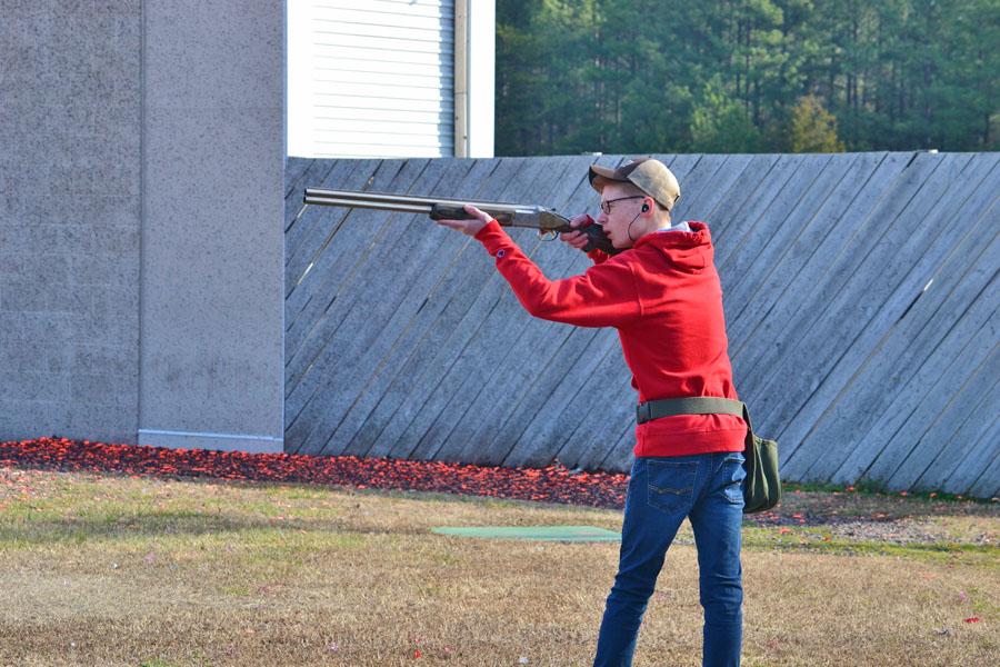 GCS Shooting Club's Durham match