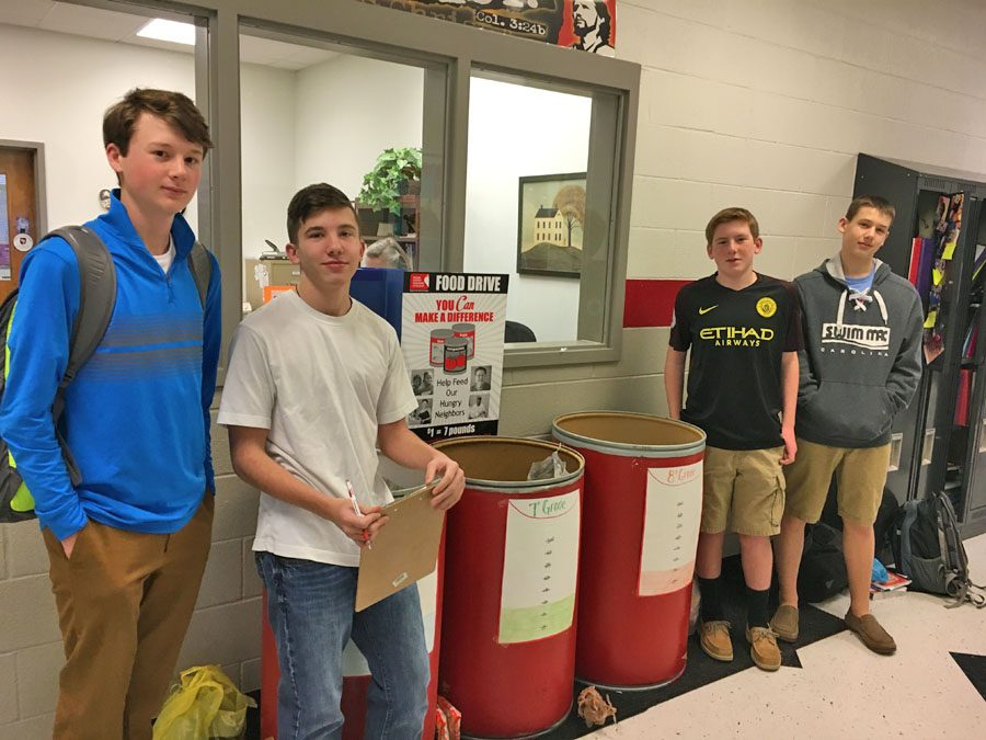 Champions Against Hunger – Souper Bowl of Caring