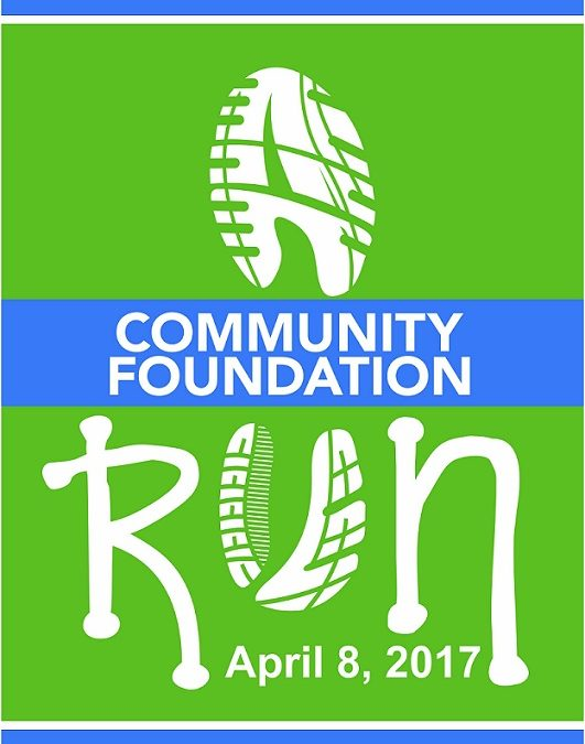 Community Foundation Run donations