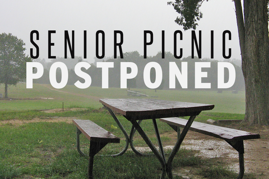 Senior Picnic POSTPONED