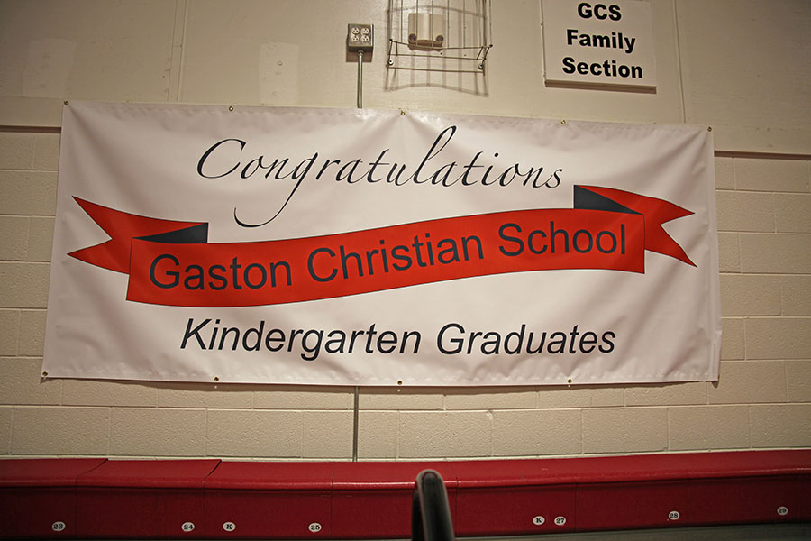 2017 GCS Kindergarten Graduation Ceremony