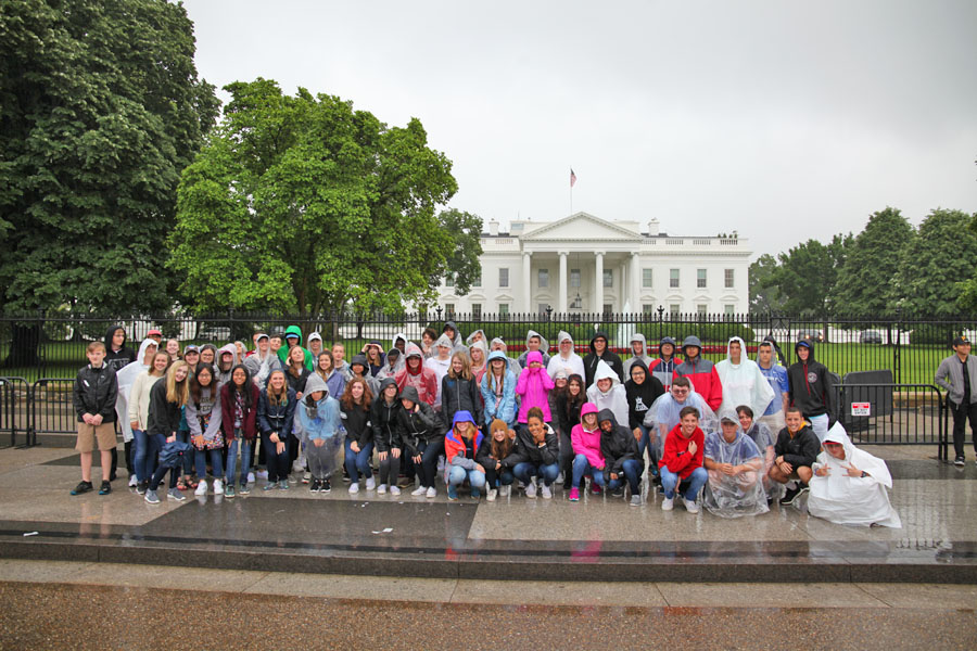 Washington DC field trip