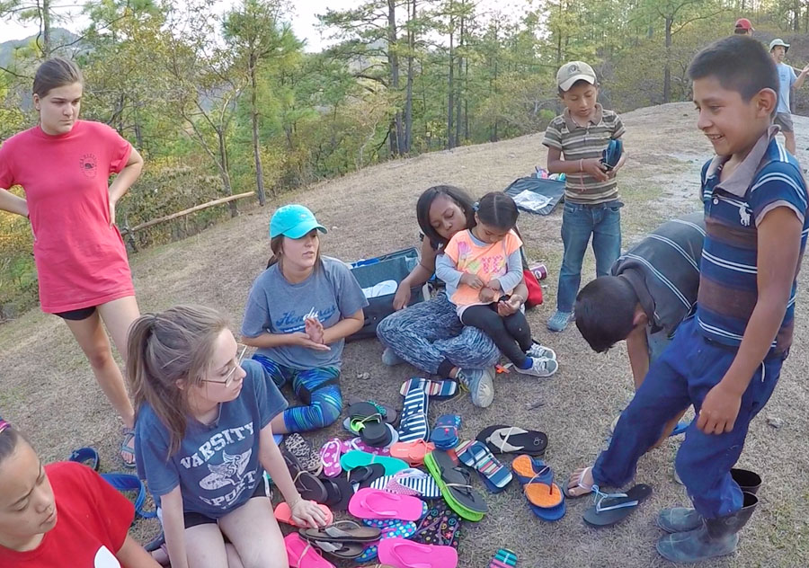 """Flip Flop Drop"" for Honduras Missions"