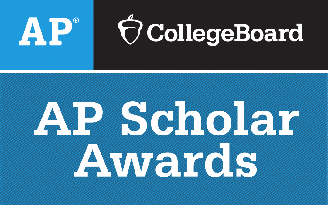 Students Earn AP Scholar Awards