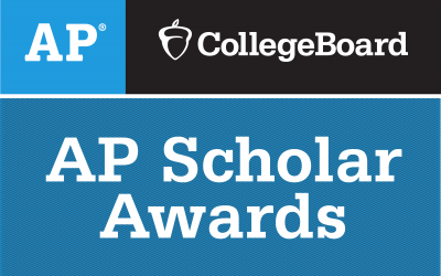 Students Earn AP Scholar Awards