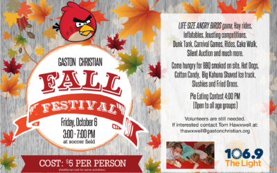 GCS Annual Fall Festival