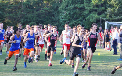 GCS Cross Country Home Meet
