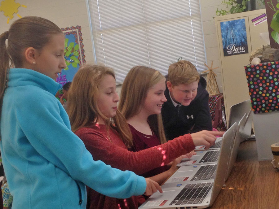 Playing Quizlet on Chromebooks
