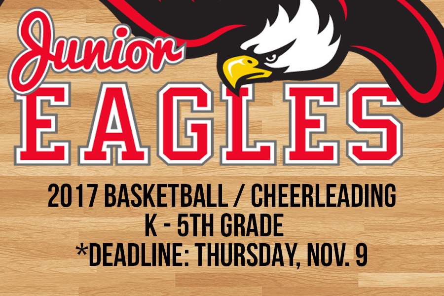 Junior Eagles Basketball/Cheerleading