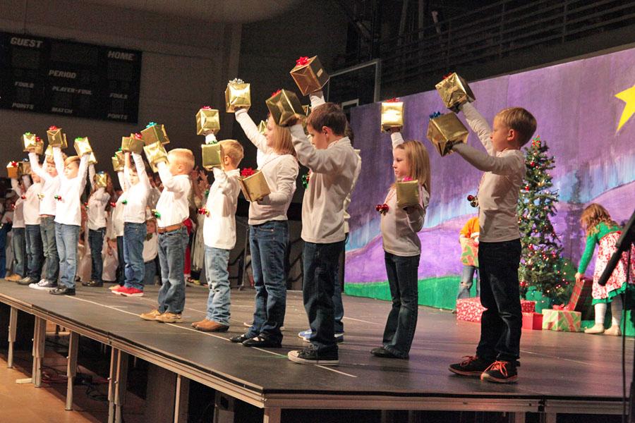 Elementary Christmas Programs