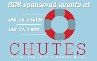 GCS sponsored dates at Chutes