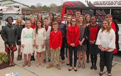 Middle School Concert Chorus Tour