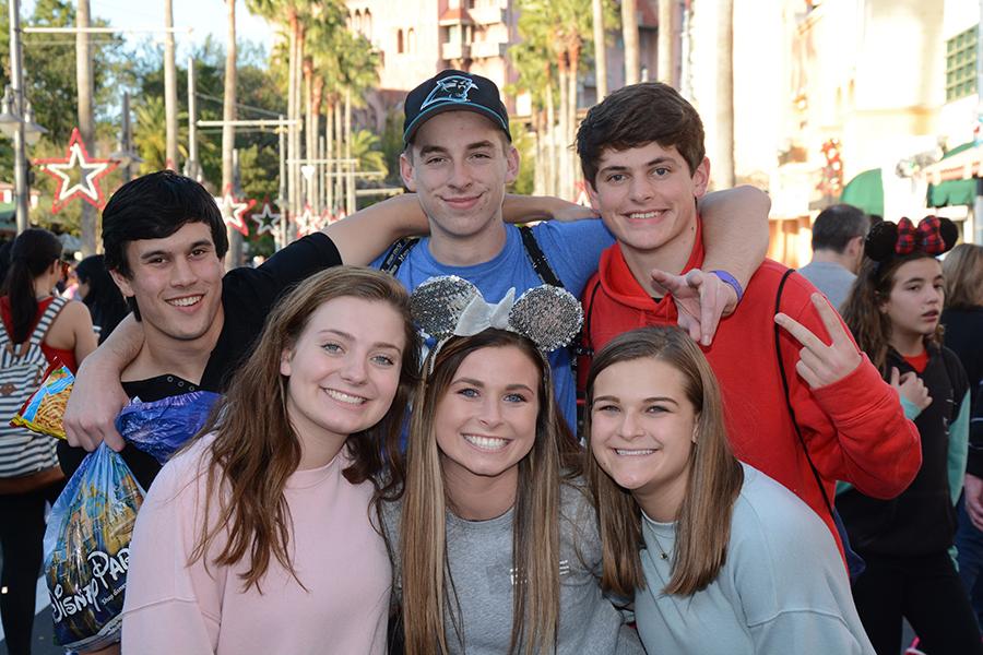 2017 Senior Disney trip (updated)