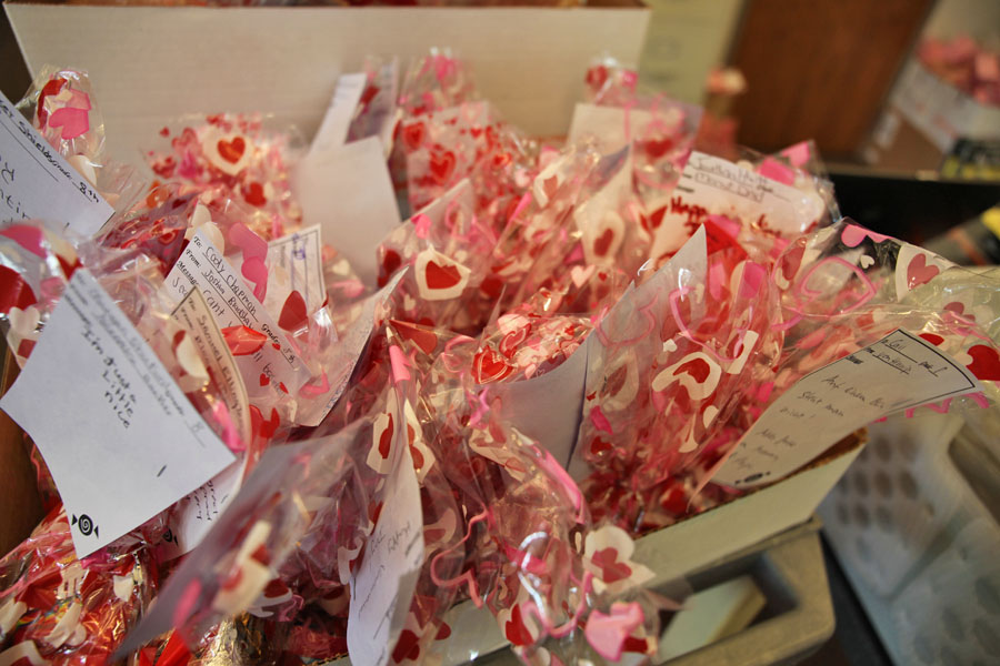 2018 Valentine's Day Order Forms