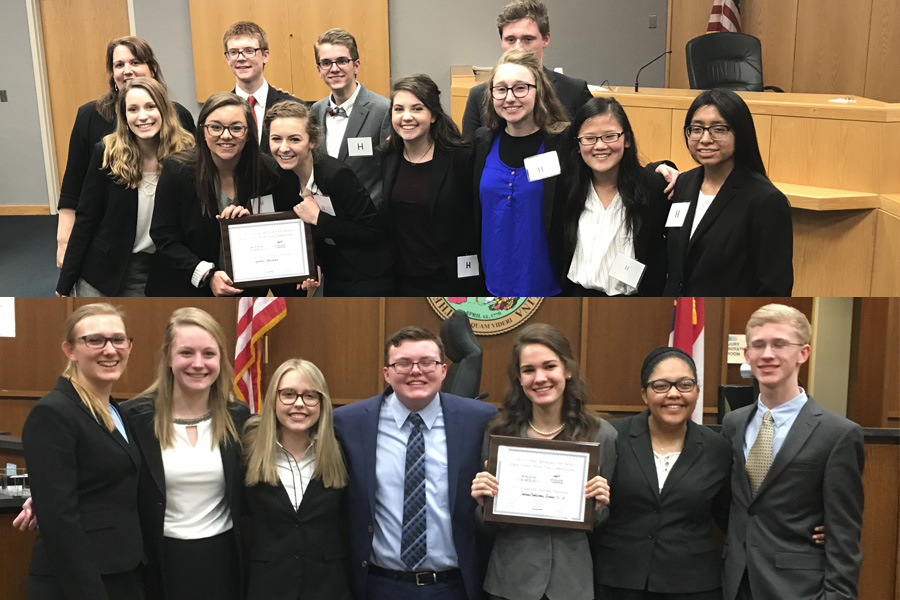 Mock Trial crushed regionals