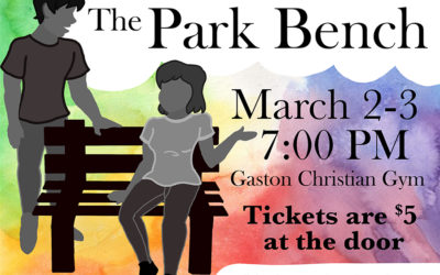 Presenting 'The Park Bench'
