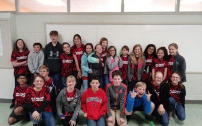 5th-grade visits Catawba Science Center