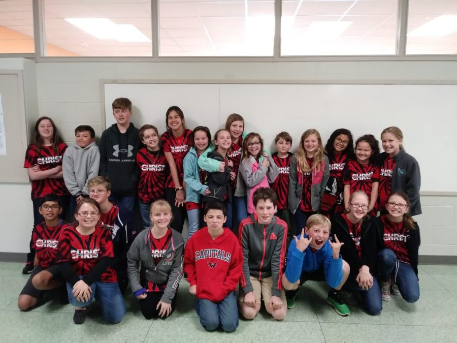 5th-grade visits Catawba Science Center