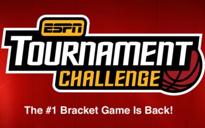 2018 NCAA Tournament Challenge