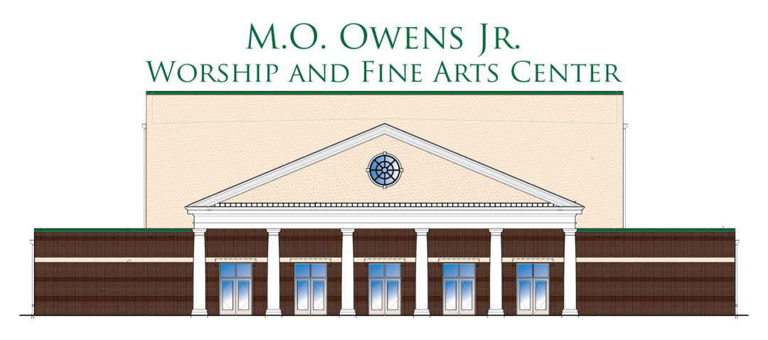 M.O. Owens Jr. Worship and Fine Arts Center