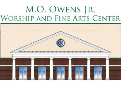 M.O. Owens Jr. Worship and Fine Arts Center