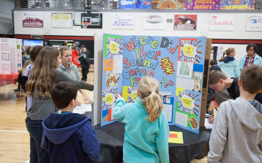 2018 GCS Science Fair
