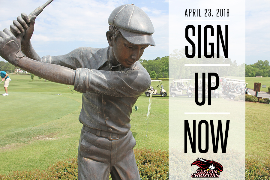 2018 GCS Golf Tournament Registration OPEN