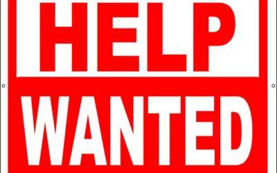 Summer Jobs Available