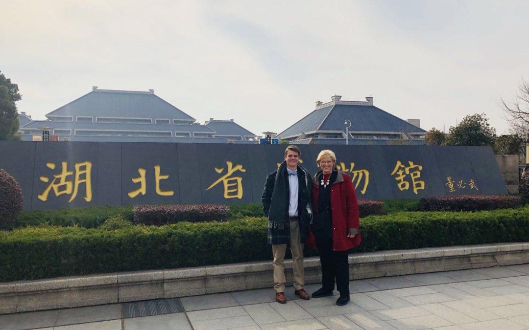 Crowder's China Visit