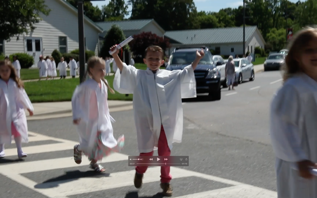 2018 Kindergarten Graduation March