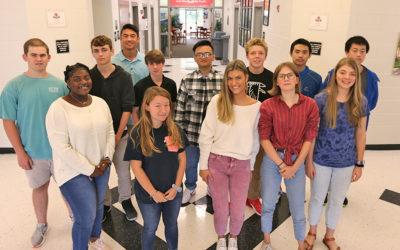 New High School students