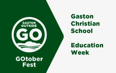 GO Gaston Education Week 2018