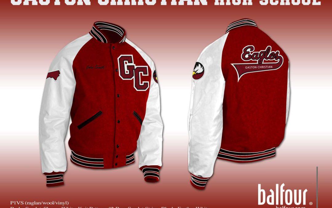 GCS Varsity Letter Jacket