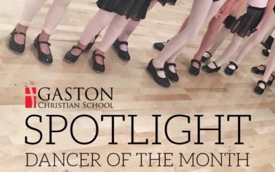 Spotlight Dancer of the Month