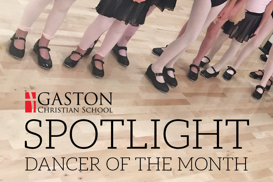 Spotlight Dancer of the Month