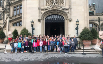 6th-grade visits Biltmore