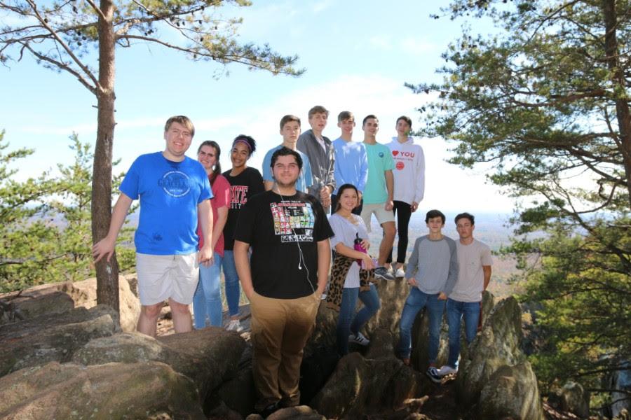 Environmental Science at Crowders
