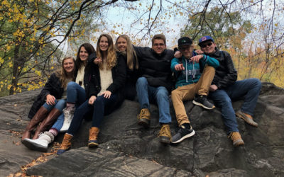 Mock Trial Team Fall 2018