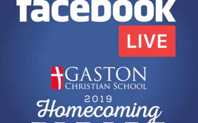 Facebook LIVE for Homecoming Parade