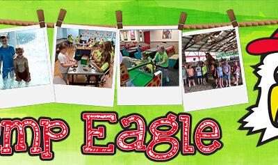 Camp Eagle and Junior Camp Eagle 2019