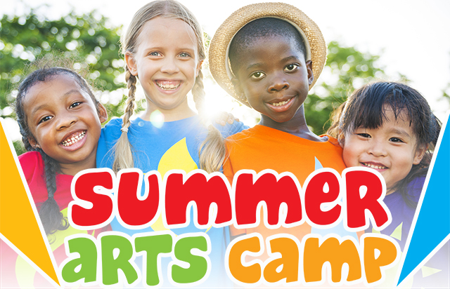 Summer Arts Camp signup